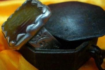 عکس : انگشتر حضرت علی (ع)