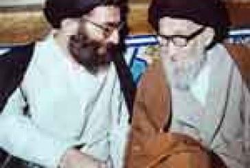 عکس دیده نشده از رهبر انقلاب همراه با پدرشان
