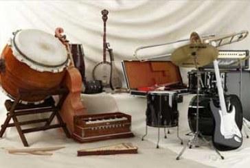 احکام :استفاده از وسایل و ابزار آلات موسیقی