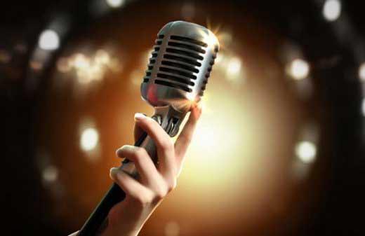 خواننده زن