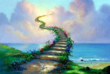 قابل توجه کسانی که دوست دارند به بهشت بروند !