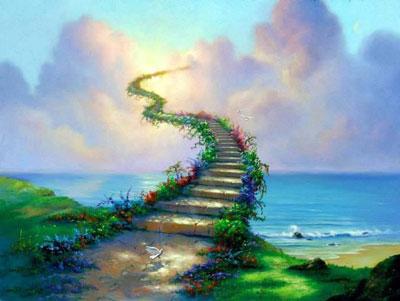 بهشت  قابل توجه کسانی که دوست دارند به بهشت بروند !